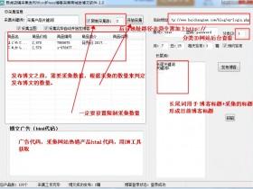 日本雅虎店铺采集信息发布到WordPress软件使用教程
